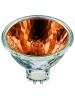 Ushio 1003132 - 50 Watt - MR16 - 12 Volt - Popstar - Orange - EXT Spot - Front Glass Cover - 4,000 Life Hours